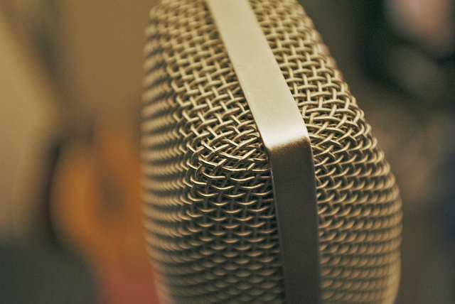 Podcasting - a new medium of education that hasn't been used yet to its potential, image by Ernest Duffoo, flickr creative commons