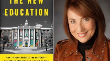 The New Education #bookreview