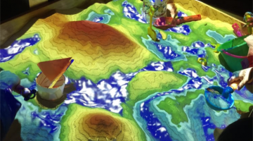 Learning through Play: The Augmented Reality Sandbox